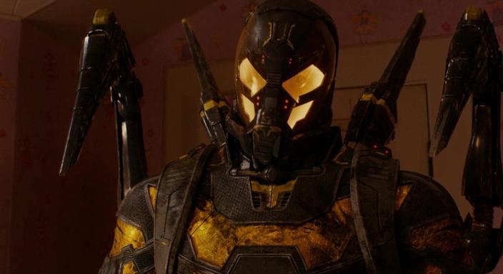 Человек-муравей / Ant-Man (2015) HDRip | Гаврилов