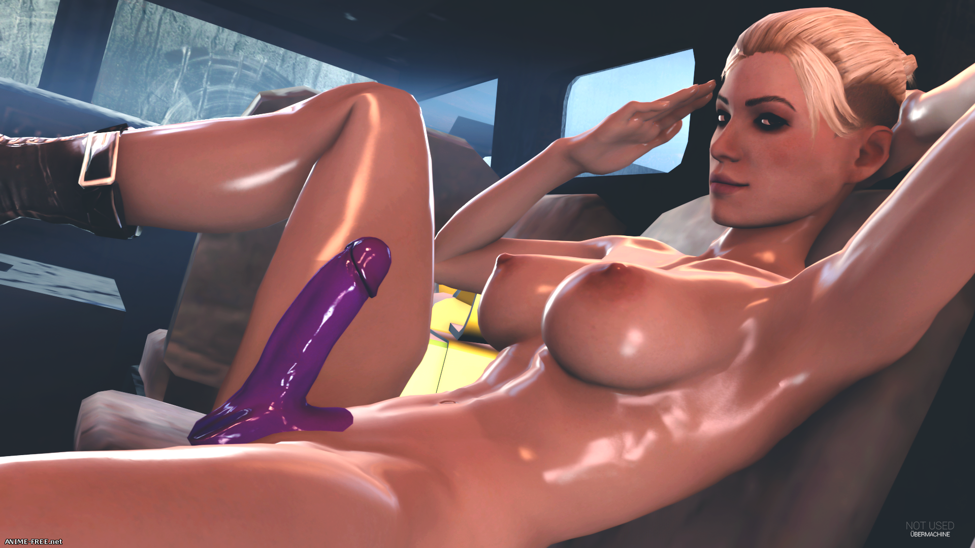 UbermachineWorks (Collection) [Uncen] [3DCG, Animation] [GIF,PNG,JPG,WebM] Hentai ART