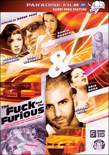 Трах и Ярость / The Fuck And The Furious (2011) DVDRip