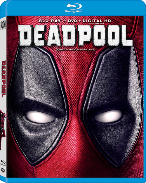 ������ / Deadpool (2016) BDRemux 1080p | iTunes, A, L1