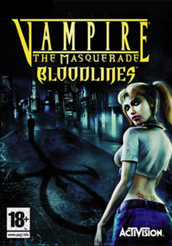 Vampire: The Masquerade Bloodlines