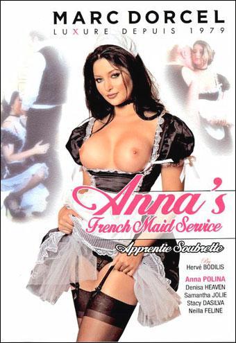 Marc Dorcel - Анна Французская горничная / Anna's French Maid Service / Anna Apprentie Soubrette (2011) DVDRip | Rus |