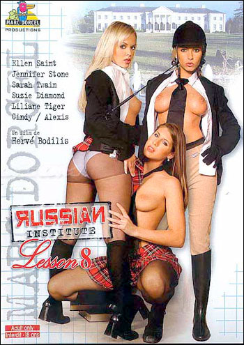Marc Dorcel - Русский институт: урок 8 / Russian Institute: Lesson 8 (2006) DVDRip-AVC | Rus
