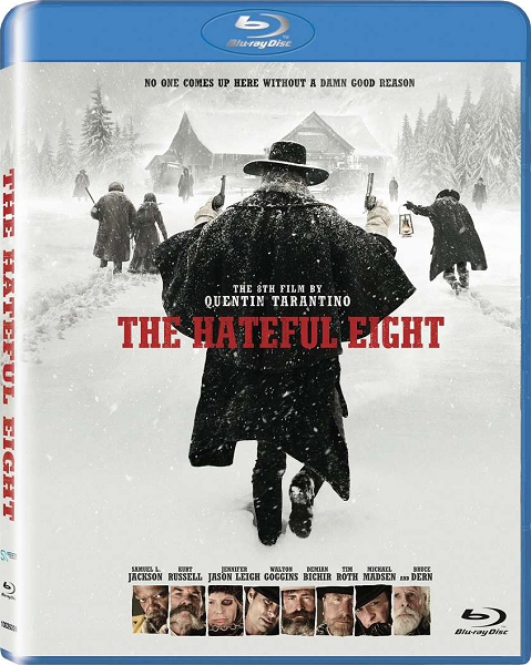 ������������� ��������� / The Hateful Eight (2015) BDRip 720p | D, A | ��������