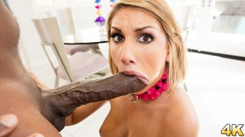August Ames - Once You Go Mandingo, You Go Wheelchair! (2016)