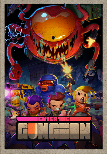 Enter the Gungeon v.1.0.8 2016,   Arcade