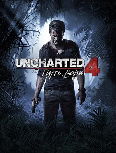 Uncharted 4: Путь вора / Uncharted 4: A Thief's End (Нил Дракманн / Neil Druckmann, Брюс Страли / Bruce Straley) [2016, Игрофильм, WEBRip 1080p] Dub