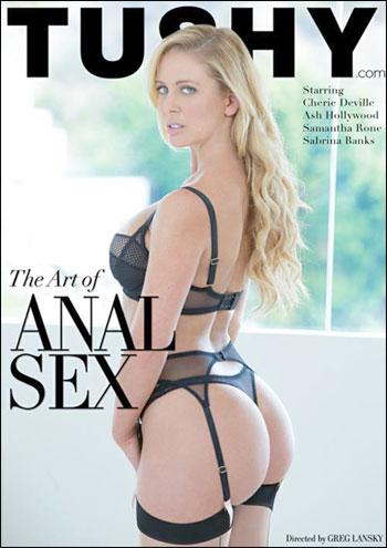 Искусство анального секса / The Art of Anal Sex (2015) WEB-DL