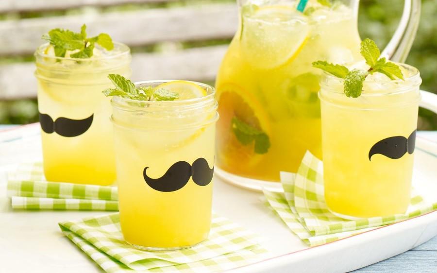 Прохладный лимонад