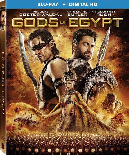 Боги Египта / Gods of Egypt (2016) BDRip [H.264 / 720p] [EN]