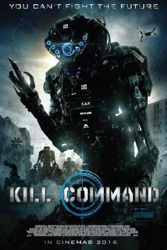 Команда уничтожить / Kill Command (2016) BDRemux [H.264 / 1080p] [EN / Fr Sub]