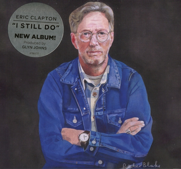 Eric Clapton - I Still Do (2016) MP3
