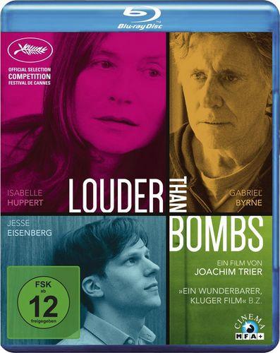 Громче, чем бомбы / Louder Than Bombs (2015) BDRemux [H.264 / 1080i] [EN / Ge Sub]