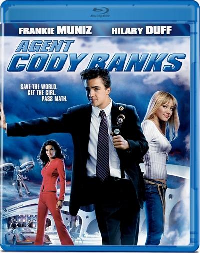 Агент Коди Бэнкс / Agent Cody Banks (2003) BDRip [H.264]
