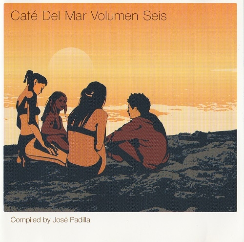(Acid Jazz, Downtempo, Future Jazz) [CD] VA - Cafe Del Mar Volumen Seis - 1999, FLAC (tracks+.cue), lossless