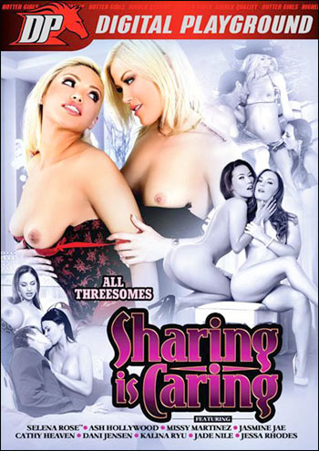 Digital Playground - Общее использование / Sharing is Caring (2015) WEBRip |
