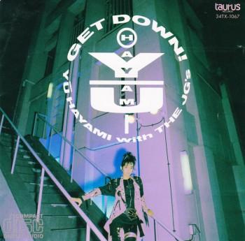 20160530.01.13 Yu Hayami - GET DOWN! (1987) cover.jpg
