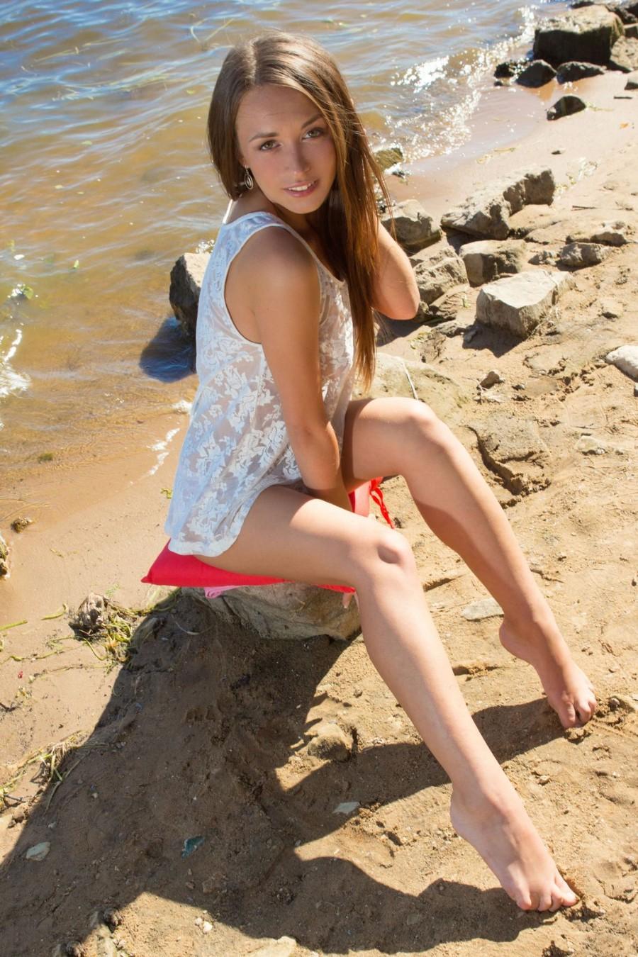 Фото с пляжа