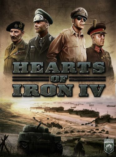 Hearts of Iron IV: Field Marshal Edition [RePack] [RUS / ENG
