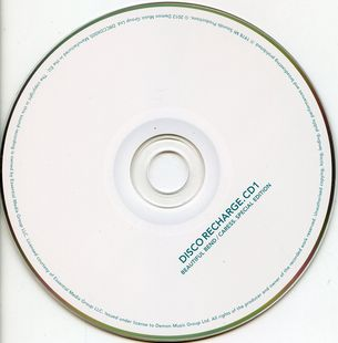 Disco Recharge pres. Beautiful Bend + Caress [2CD Special Edition] (2012)
