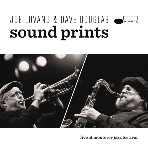 (Post-Bop) [CD] Joe Lovano & Dave Douglas - Sound Prints - 2015, FLAC (tracks+.cue), lossless