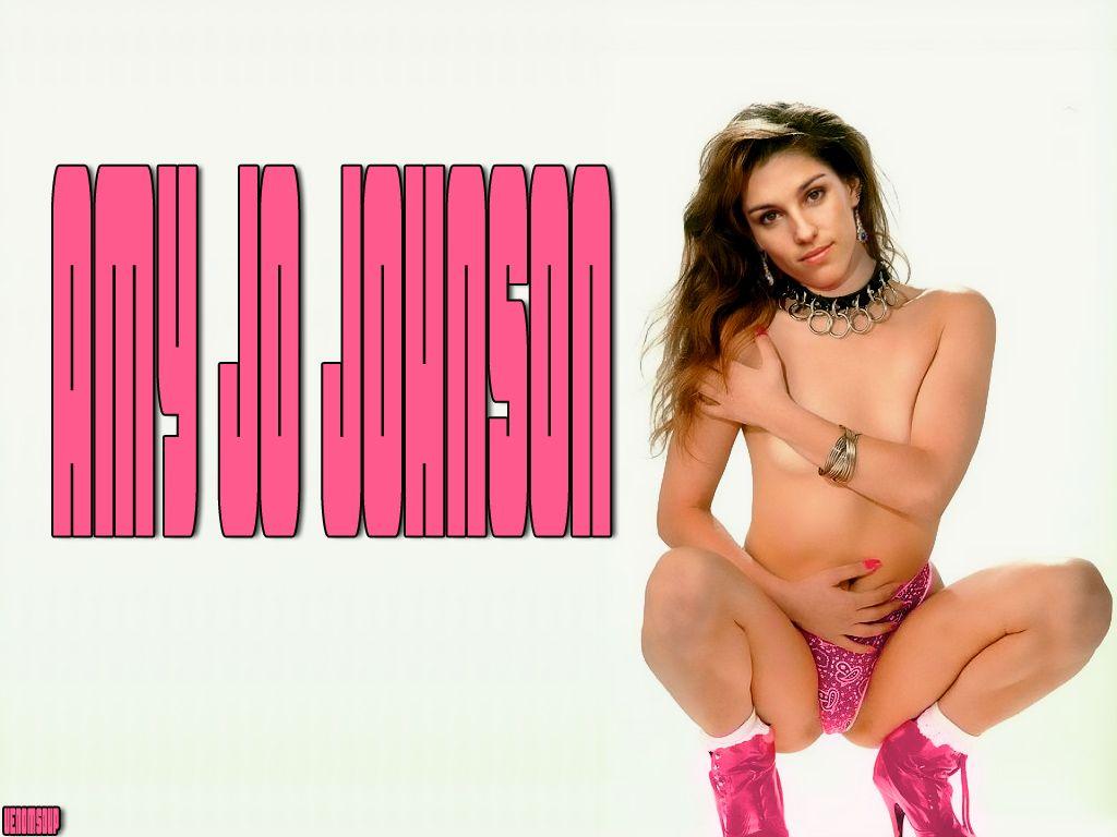 Amy jo johnson nude pink ringer