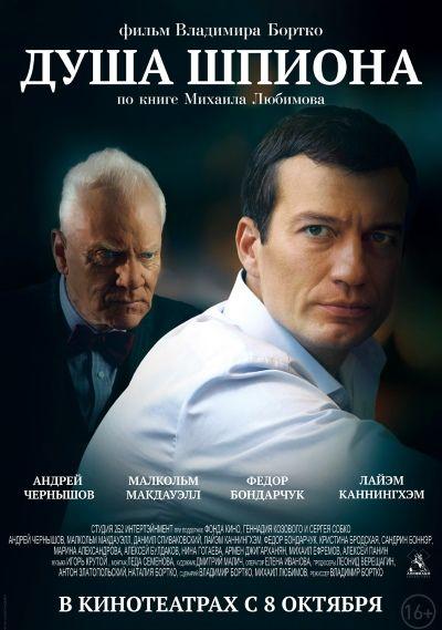 Душа шпиона (2015) SATRip