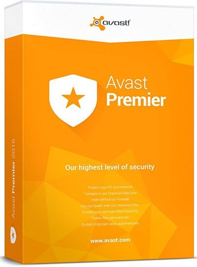 Avast Premier 12.1.2272 Final (x86-x64) (2016) Multi/Rus
