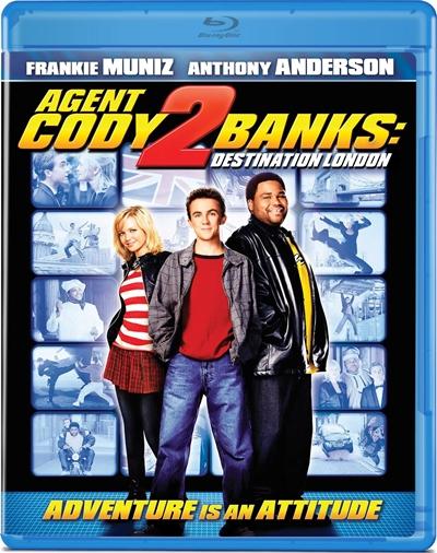 Агент Коди Бэнкс 2: Пункт назначения – Лондон / Agent Cody Banks 2: Destination London (2004) BDRip [H.264]