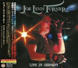 Joe Lynn Turner - Discography (1985-2008)