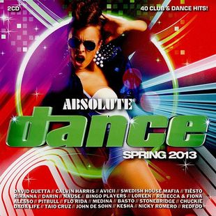 Absolute Dance Spring 2013 [2CD] (2013)