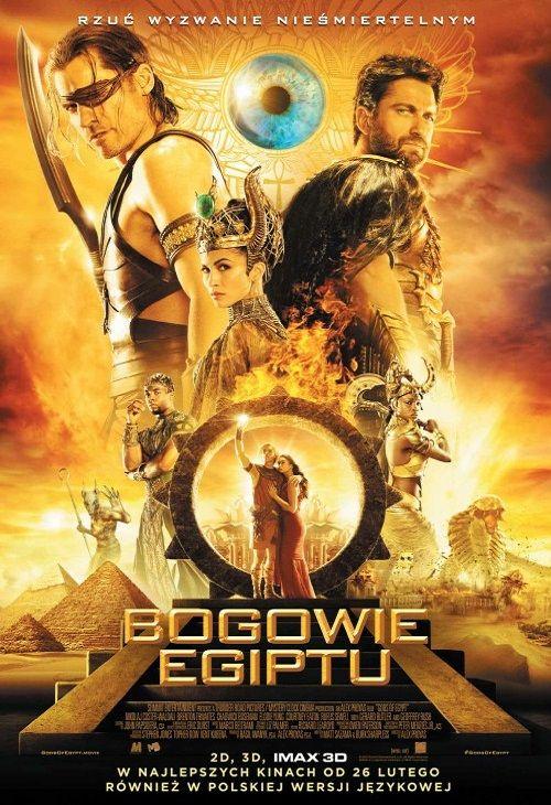 Bogowie Egiptu / Gods of Egypt (2016)  PLDUB.480p.BDRip.Xvid.AC3-NOiSE / Dubbing PL