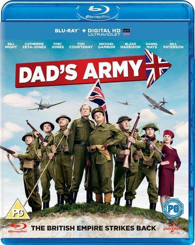 Папашина армия / Dads Army (2016) BDRemux [H.264 / 1080p] [EN / EN Sub]