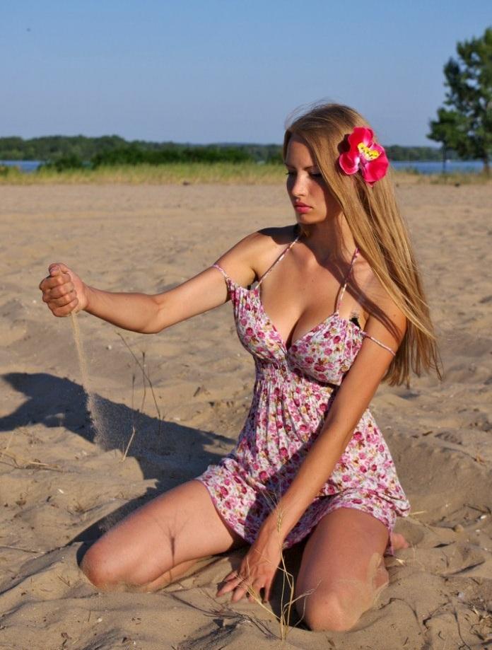 На песке 1