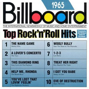 Billboard Top Rock'n'Roll Hits - Collection (1988-1993)