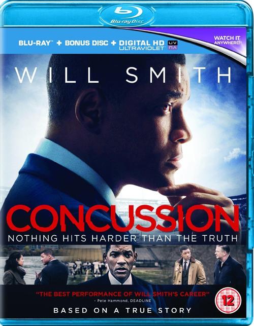 Защитник / Concussion (2015) BDRip 720p | Лицензия