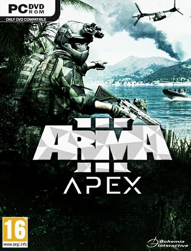 Arma 3: Apex Edition [v 1.70.141764 + DLC's] | PC | Лицензия