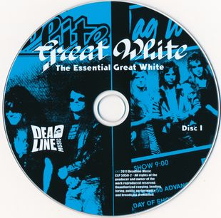 Great White - The  Essential Great White [2CD] (2011)