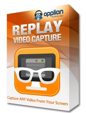 Replay Video Capture 8.6.2 [Ru/En]