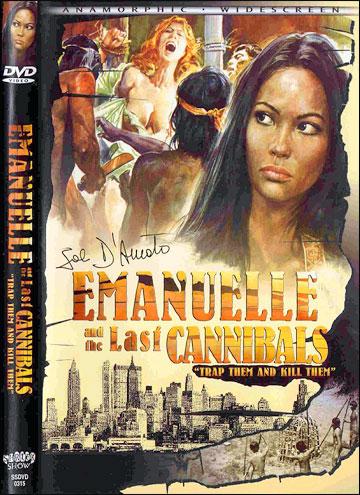 Эммануэль и каннибалы / Emanuelle e gli ultimi cannibali (1977) DVDRip | Rus
