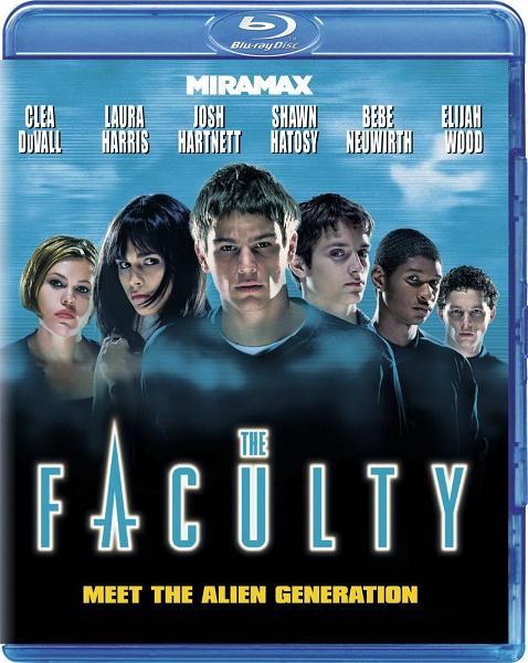 Факультет / The Faculty (1998) BDRip 720p | P, P2, A