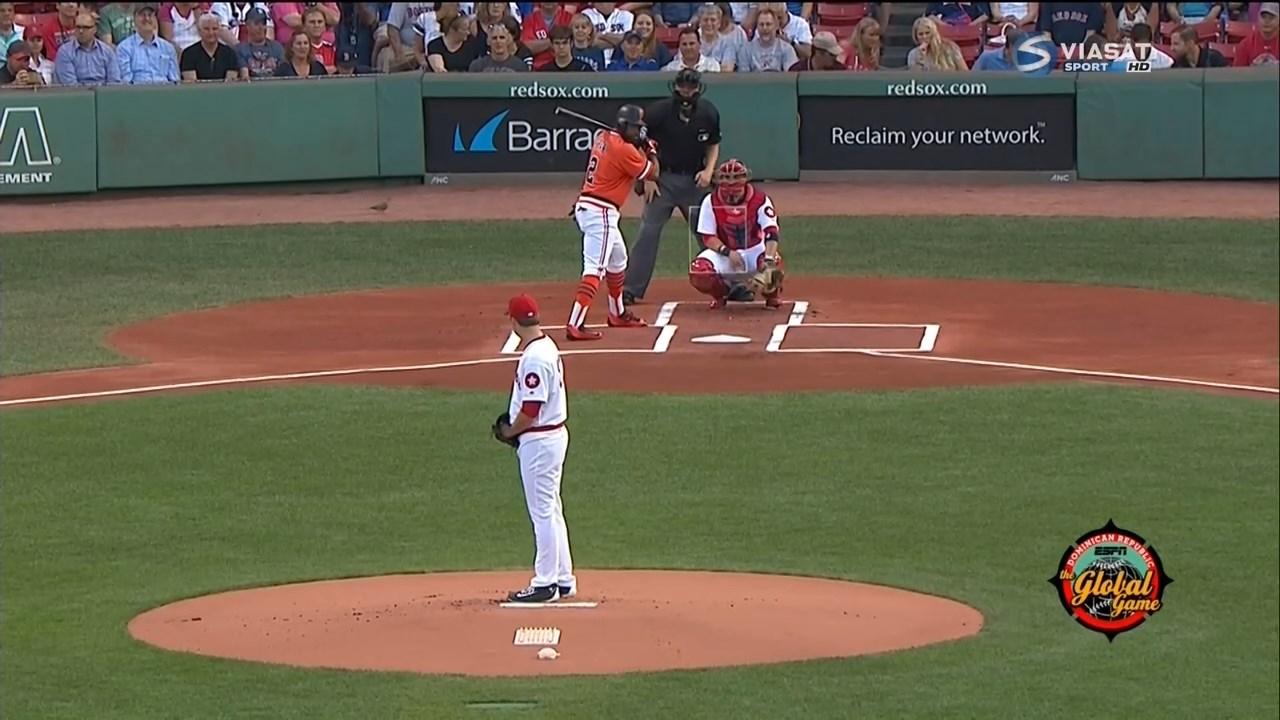 MLB 2016 / IL / RS / 20.07.2016 / San Francisco Giants @ Boston Red Sox (2 / 2) [Бейсбол, HD / 720p, MKV / H.264, RU / Viasat Sport]