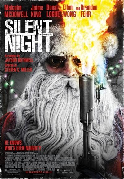 Безмолвная ночь / Silent Night (2012) BDRip-AVC | P, L1
