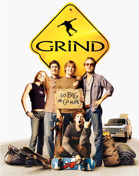 Скейтбордисты / Grind (2003) WEB-DL 1080p | P2