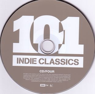 101 Indie Classics [5CD] (2009)
