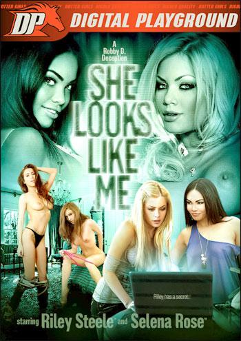 Digital Playground - Она похожа на меня / She Looks Like Me (2013) DVDRip |
