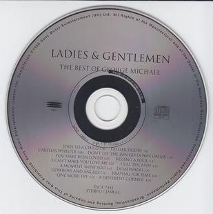 George Michael - Ladies & Gentlemen - The Best Of [Japan 2CD] (1998)