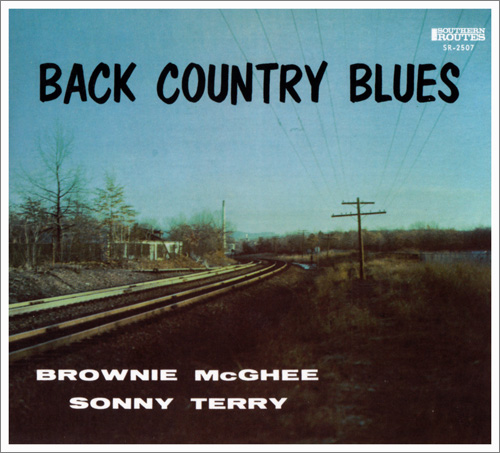 (Blues, Harmonica Blues) [CD] Brownie McGhee featuring Sonny Terry - Back Country Blues: 1947-1955 Savoy Recordings - 2016, FLAC (tracks+.cue), lossless