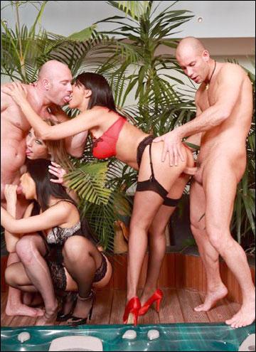 Yasmine, Alexia Vendome & Sothy Hiko - Purgatoire (2010) DVDRip-AVC