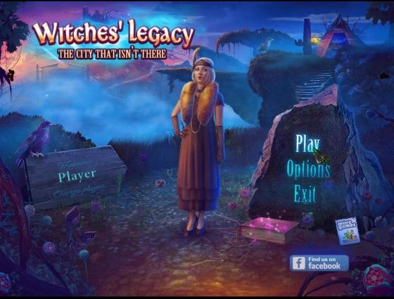 Witches Legacy 9: The City That Isnt There (2016) - beta версия
